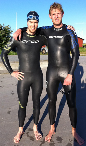 New Wetsuits
