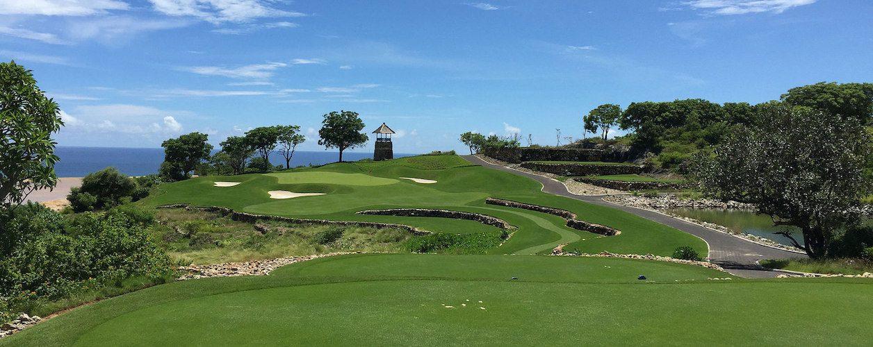 bukit pandawa golf course